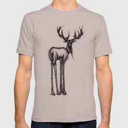 Bad Trip Stag T-shirt