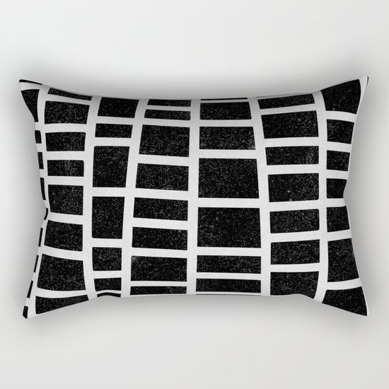 impossible stairs Rectangular Pillow