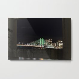 Two Brdiges Metal Print
