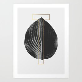 ABC Plants – T Art Print