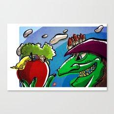 -Snow White- Canvas Print