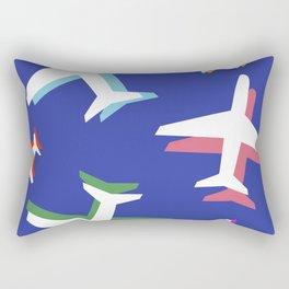 Oh The Places! Rectangular Pillow