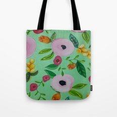 Flora 100 Tote Bag