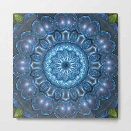 Kaleidoscope 55 Metal Print