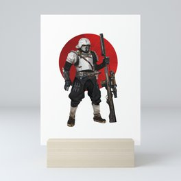 Edo Sniper Mini Art Print