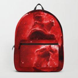Eagle Nebula Red Backpack