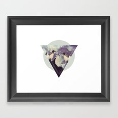 penguins Framed Art Print