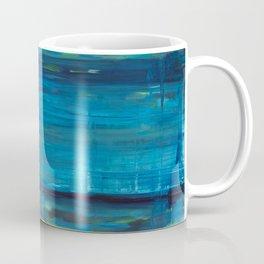 blue vertical Coffee Mug