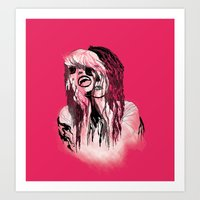 And How Are You Feeling Today Art Print