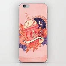 Basic Witch iPhone & iPod Skin