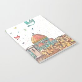 Colors Of Florence Notebook