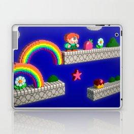 Inside Rainbow Islands Laptop & iPad Skin