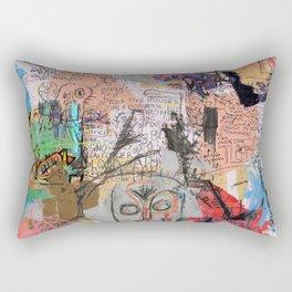 One Hundred Percent Rectangular Pillow