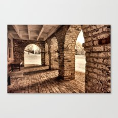 A Place of Rest Canvas Print