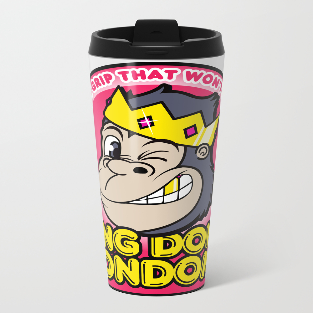 King Dong Condoms Travel Mug TRM8441822