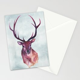 Woodland Animals Collection | Stag Stationery Cards