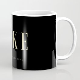 Woke 1 Dark Coffee Mug
