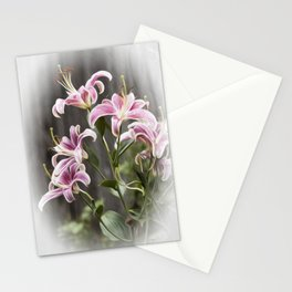 Dance of the Lilies Stationery Cards