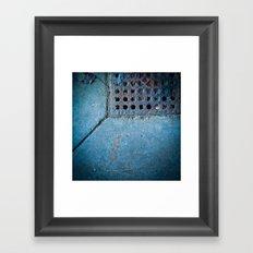 Garaunge Framed Art Print