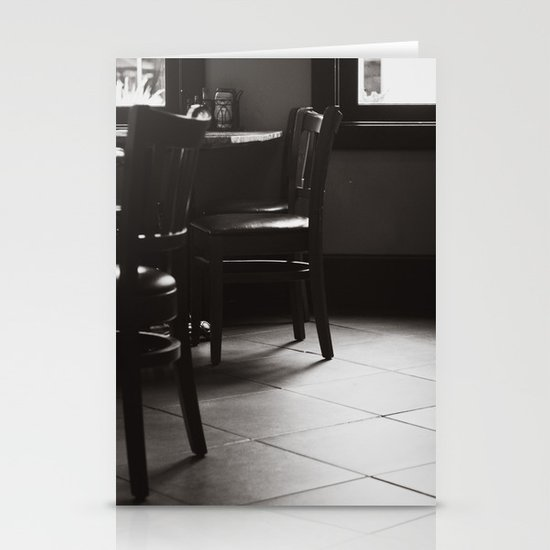 Please be Seated Stationery Cards