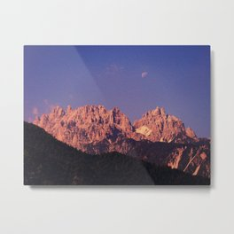 dolomiti friulane - italy Metal Print
