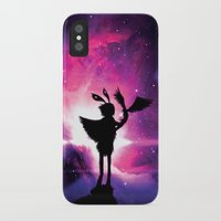 universe iPhone & iPod Cases featuring Universe by Lunzury