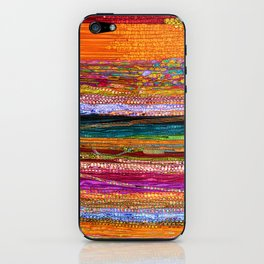 Indian Colors iPhone Skin