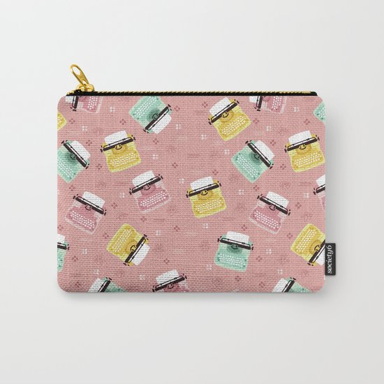 Vintage Typewriters Carry-All Pouch