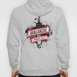 Final Fantasy VII - Avalanche Member's Only Hoody