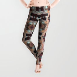 Southwest Pattern Tapestry Leggings