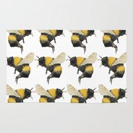 Dancing Bumblebees Rug