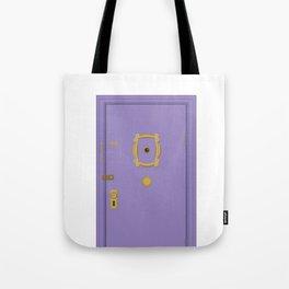 Purple Door - Friends Apartment Tote Bag