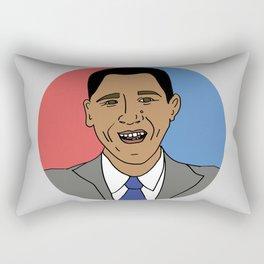Our Obama Rectangular Pillow