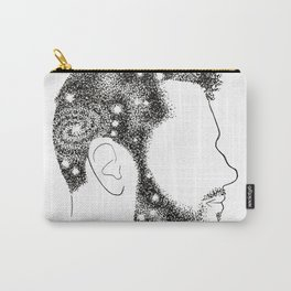 Head in Space Carry-All Pouch