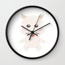 West Highland Terrier Gift Idea Wall Clock