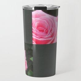 Pink Roses in Anzures 4 Blank Q6F0 Travel Mug