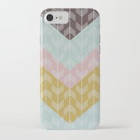 arrows iPhone & iPod Cases featuring arrows by Emma S