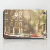 amsterdam iPad Cases featuring Amsterdam by Cassia Beck