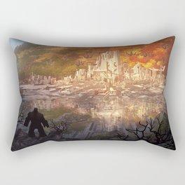 TA Landscape Rectangular Pillow