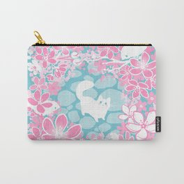 Spring Greeting Carry-All Pouch