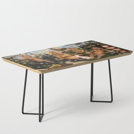 """""""Children of the sun"""" Coffee Table"""