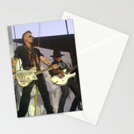 Hollywood Vampires Johnny Depp & Joe Perry Stationery Cards