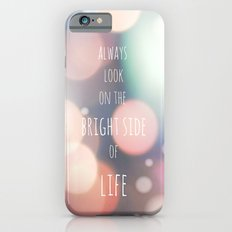 THE BRIGHT SIDE Slim Case iPhone 6s