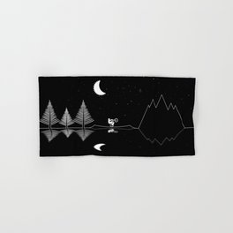 Night Ride Hand & Bath Towel