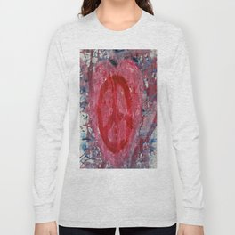 Peaceful Heart Long Sleeve T-shirt
