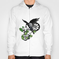 Raven and Ginkgo - Summer Cycle Hoody