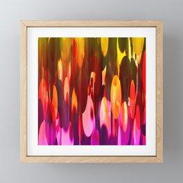 Tropical Fantastique Framed Mini Art Print