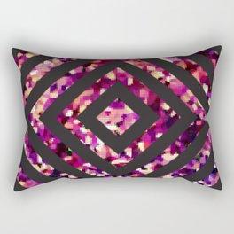 Pixagon Rectangular Pillow