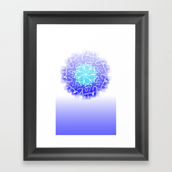SUTRA Framed Art Print