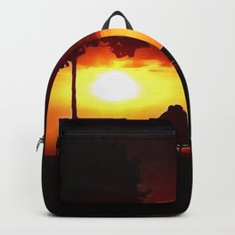 Don't Ever Let The Sun Go Backpack